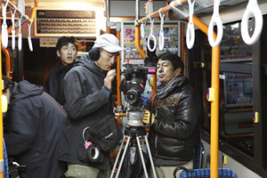 映画監督 山崎都世子の日記5:技術スタッフのみなさんのこと