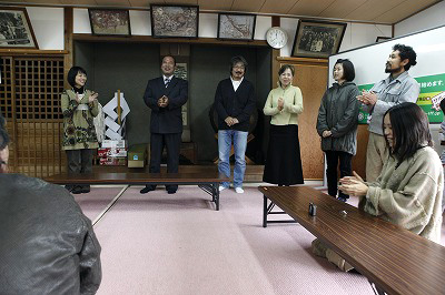 映画監督 山崎都世子の日記6:田原の人とのふれあい