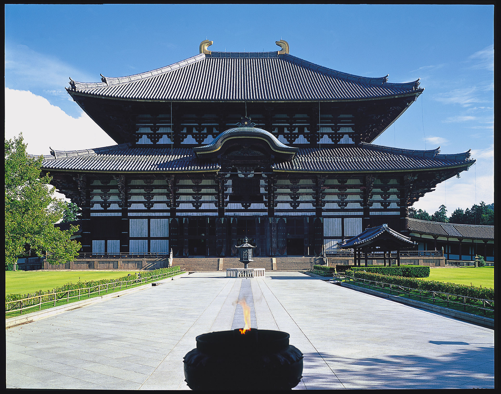 Special Screening at Todaiji