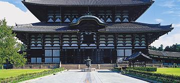 特別上映 at 東大寺